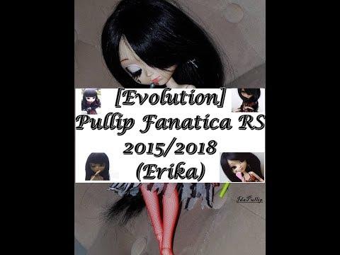 [Evolution] Pullip Fanatica 2015/2018 (Erika)