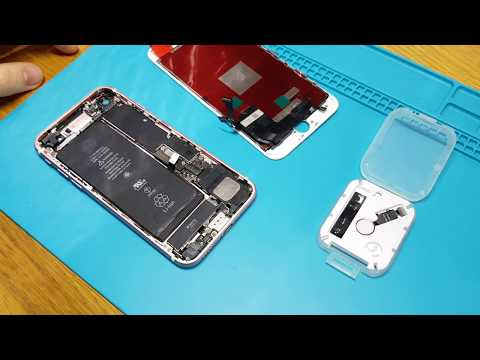 New products and services for the mobile phone unlock, repair, parts