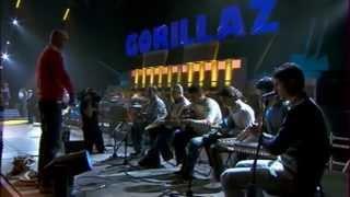 Gorillaz - White Flag (Live @ La Musicale)