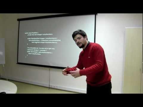 Стас Курилин. Часть 1. Guava: writing better Java code.