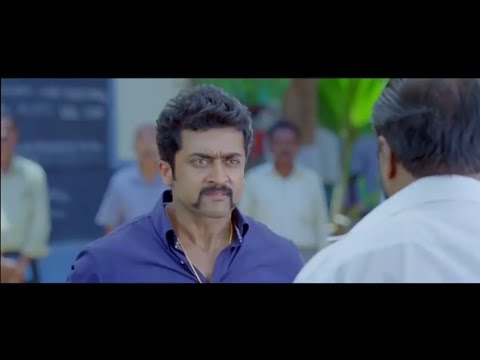 Surya First Fight Scene (main Hoon Surya Singham 2) Best Fight