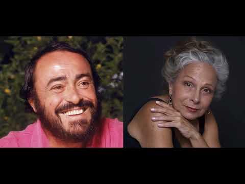 ANDREA CHÉNIER (Giordano) with Pavarotti, Coelho & Gavanelli (Armiliato)