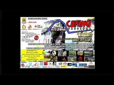 Wisata Batulawang  Prepare Batulawang Cupang Festival 2017