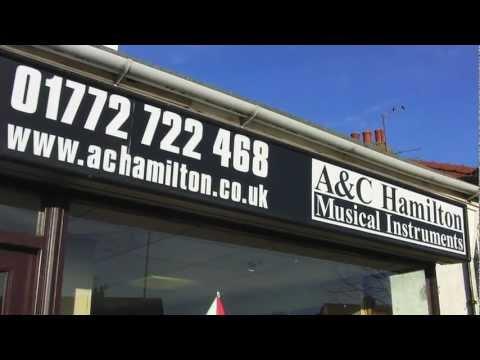 A & C Hamilton Music Shop
