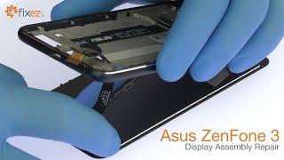 видео Замена микрофона ASUS ZenFone 3 Deluxe ZS570KL