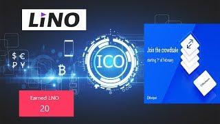 Free 20 Tokens LiNO(LNO) и список требований для получения звезды на VIULY.