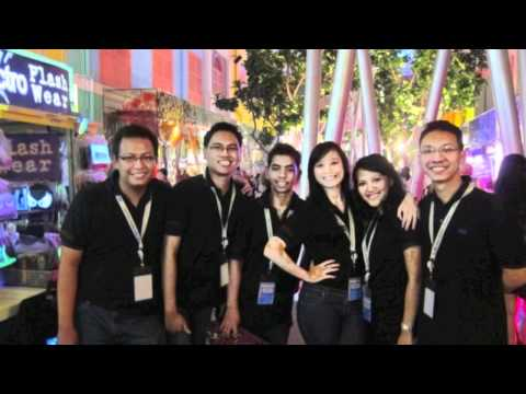 P&G ASEAN Business Challenge - Team Indonesia