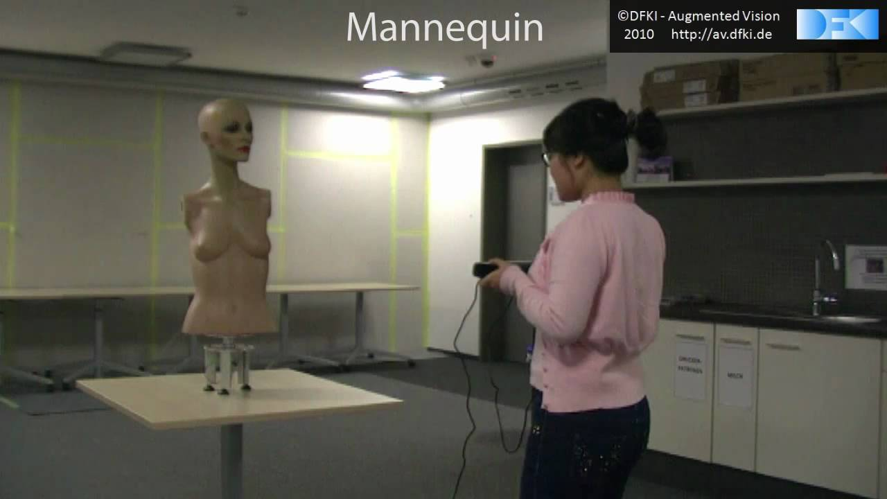 3D Reconstruction with Kinect