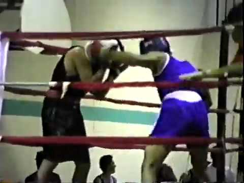 JAIME ESCALANTE Vs RAY ZAMORA - Amateur Boxing