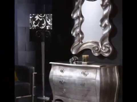 Decoracion de interiores espejos con originales dise os for Espejos originales