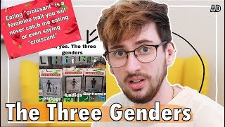 The Three Genders | Pointlessly Gendered
