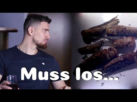 Du sagen - Ich Essen | Insekten Edition zum Kotzen...