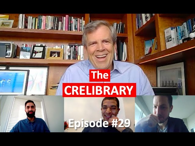 COVID-19 Series | Private Equity with Kingsett Capital's CEO Jon Love | CRELIBRARY Episode #29
