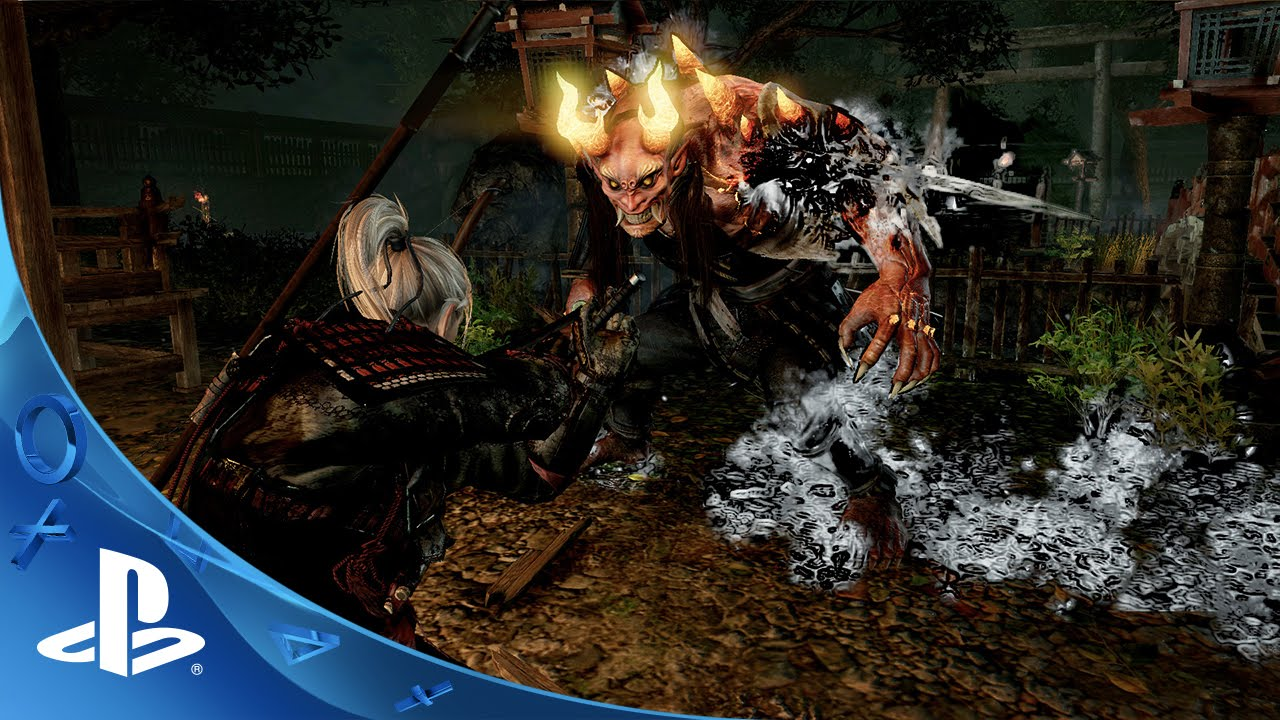 PlayStation Experience 2015: NIOH - PSX Trailer | PS4