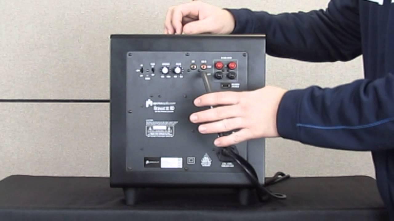 polk audio powered subwoofer wiring [ 1280 x 720 Pixel ]