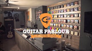 Lincoln Guitar Parlour Promotional Video