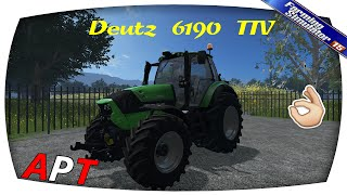 "[""German"", ""LS15"", ""Modvorstellung"", ""landwirtschafts"", ""simulator"", ""2015"", ""2016"", ""deutsch"", ""hd"", ""moderation"", ""deutz"", ""fahr"", ""ttv"", ""6190"", ""traktor"", ""schlepper"", ""mods"", ""modding"", ""modhoster"", ""neues"", ""video"", ""like"", ""share"", ""subscribe"", ""ma"