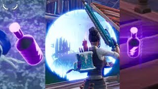 Use a STORM FLIP in Different Matches - Week 6 Season 9 Fortnite Challenge Guide