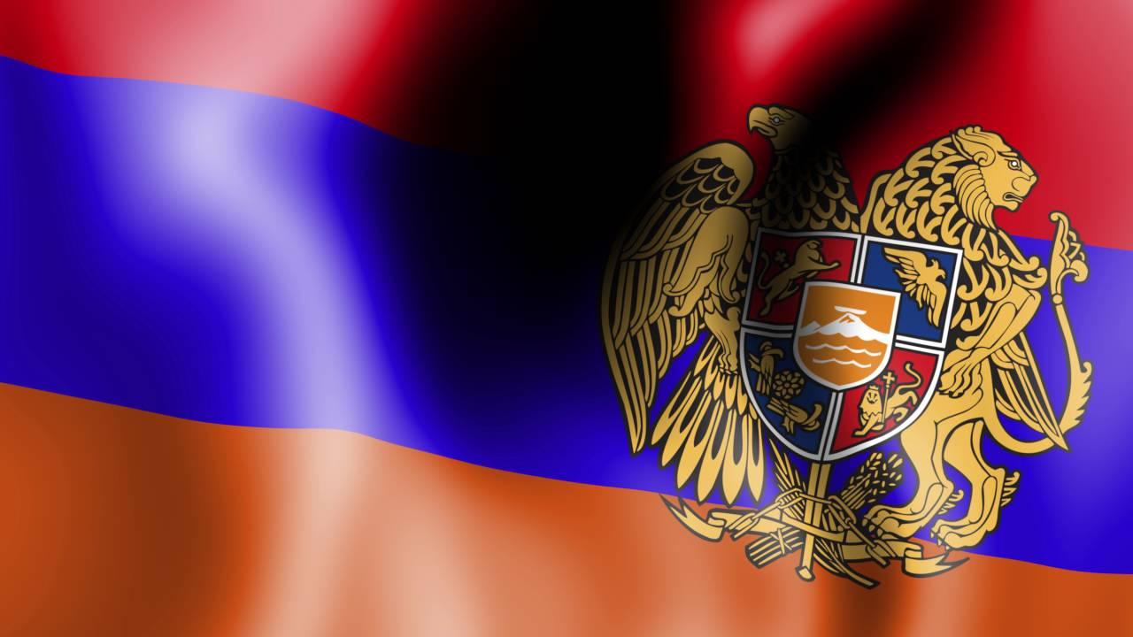 Armenian Waving Flag 4k  YouTube