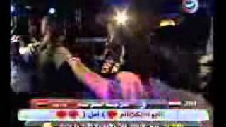 سارية سواس اغنية رساوي قناة غنوة