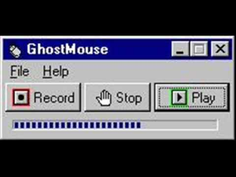 Ghost mouse 3
