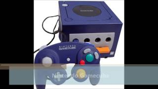 Nintendo Game Consoles Startup Screens