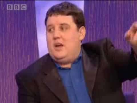 Parkinson: Peter Kay on Witnessing a Robbery