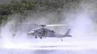 Падение вертолета и SPIE обучение Camp Hansen, Корпус морской пехоты США