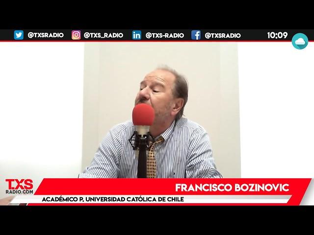 CRONICAS CIENTIFICAS Francisco Bozinonic
