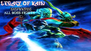 Legacy of Kain: Defiance - All Boss Fights