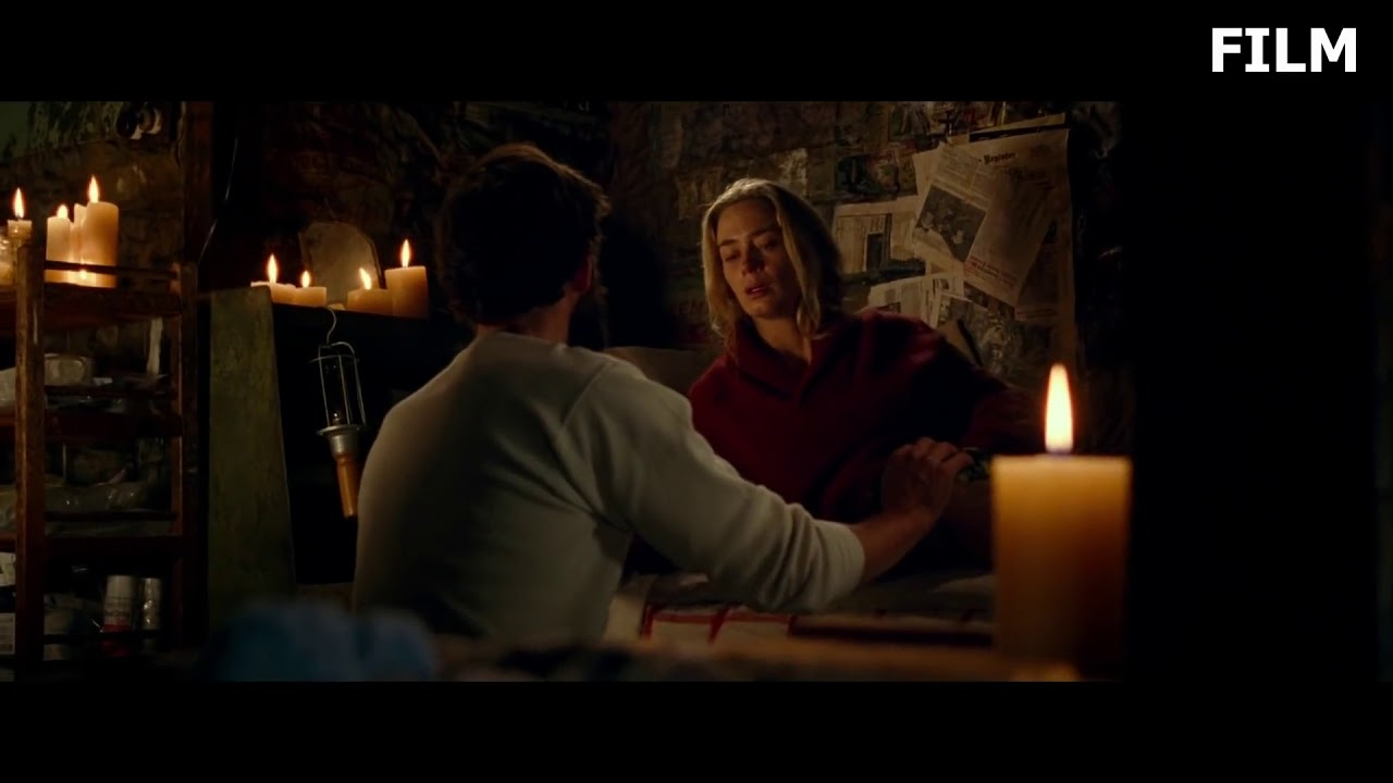 John Krasinski And Emily Blunt Are Allegedly Locked In A Quiet ...