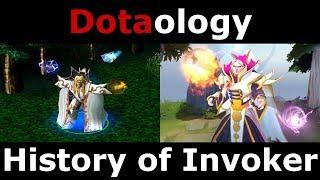 Dotaology: History of Invoker