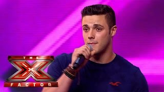 Barclay Beales sings Robbie William