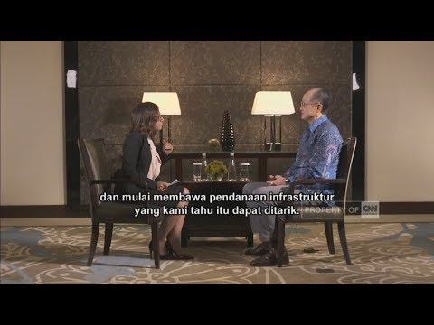 Eksklusif: Pujian & Tantangan Bagi Indonesia - Jim Yong Kim, Presiden Bank Dunia