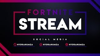 🔴 Tryhard time Squads with Old Buddies! | Creator Code HydraHumza (Fortnite Pakistan)