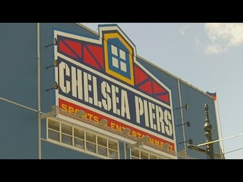 Chelsea Piers Sports And Entertainment Complex In New York City