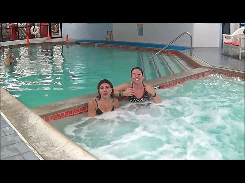 Fitness Fun Friday with Michelle & Tammy – Forever Young  Aqua Class