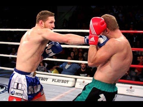 Vladimir Mineev X Felipe Micheletti - WGP Kickboxing 20 Brasil X Russia