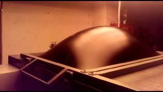 Изготовление капота из АБС пластика для мотособаки Север-СК(Изготовление капота из АБС пластика для мотособаки Север-СК., 2015-01-28T07:48:38.000Z)