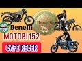 Benelli Motobi 152 New 2020