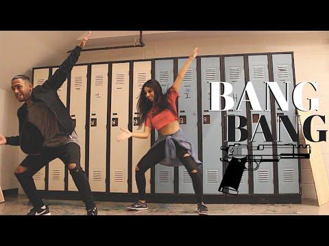 Bang Bang Dance - Choreography by Shereen Ladha
