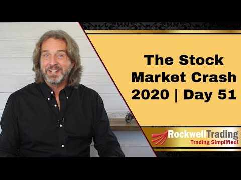 🔴 The Stock Market Crash 2020 – Day 51 |  May 5th at 2:30 pm Central