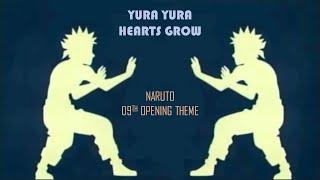 Yura Yura - Heart Grow [Lyric]