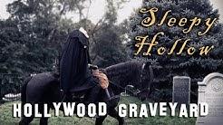 Hollywood Graveyard in SLEEPY HOLLOW