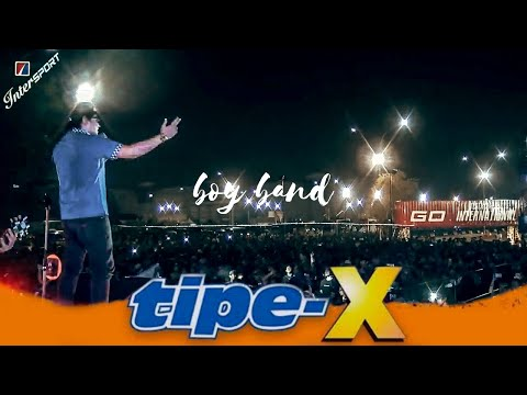 Tipe-X - Boyband Live Jakarta 2017