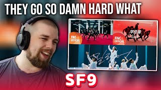 SF9 (에스에프나인) - Fanfare, ROAR, Now or Never M/V's | FIRST…