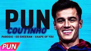 Download Video ED SHEERAN - COUTINHO ( PARODIE DE SHAPE OF YOU ) MP3 3GP MP4