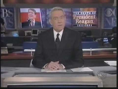 The Death of Ronald Reagan - June, 2004 - CBS News - part 1
