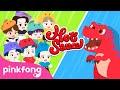 맛 Hot Sauce🔥with Pinkfong REDREX | Sing along with NCT DREAM | NCT DREAM X PINKFONG