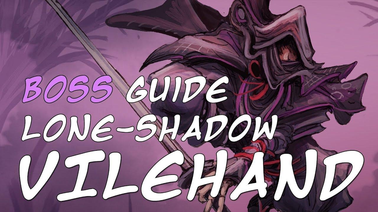 Lone Shadow Vilehand | Sekiro Shadows Die Twice Wiki